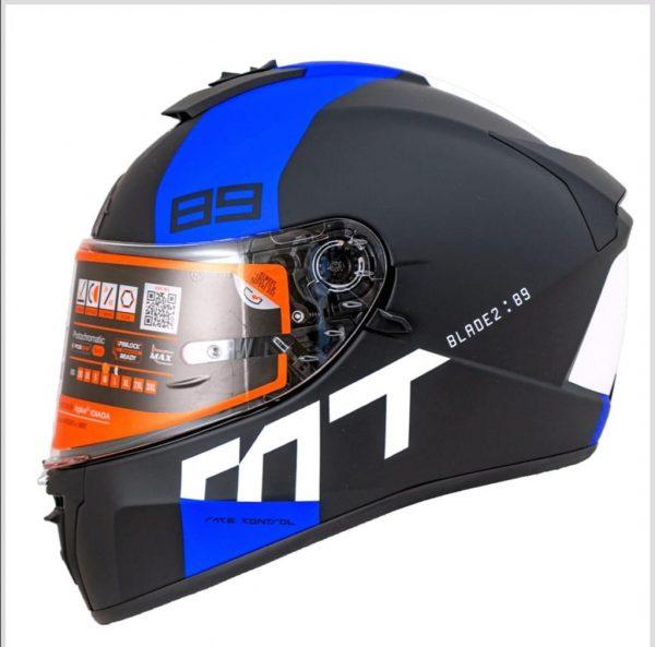 קסדה MT 89 helmet